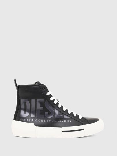 Diesel - S-DESE MID CUT W, Noir - Baskets - Image 1