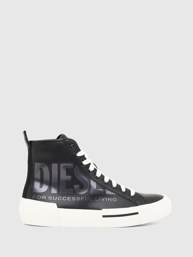 S-DESE MID CUT W, Noir - Baskets