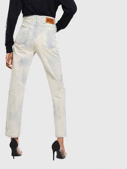 Diesel - D-Eiselle 0099P, Blanc - Jeans - Image 2
