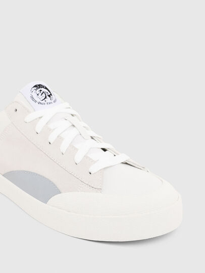Diesel - S-BULLY LC, Blanc/Rouge - Baskets - Image 5