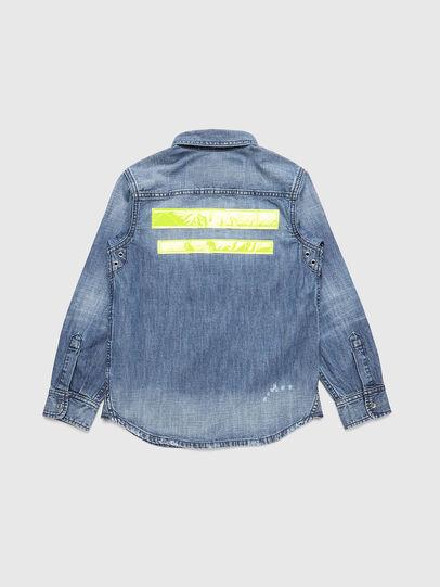 Diesel - CFRED, Bleu moyen - Chemises - Image 2