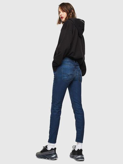 Diesel - Krailey JoggJeans 069KM, Bleu Foncé - Jeans - Image 2