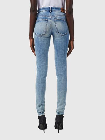 Diesel - Slandy 09B08, Bleu Clair - Jeans - Image 2