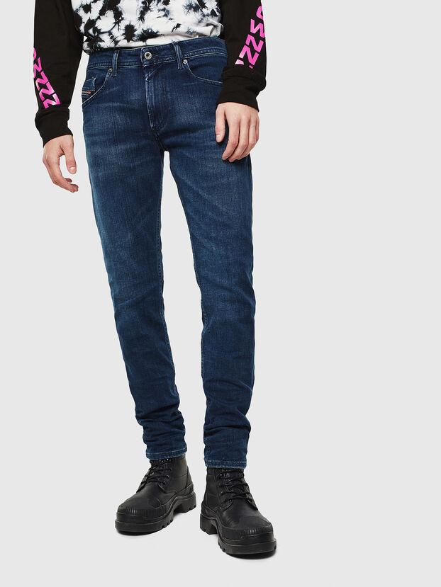 Thommer 0095T, Bleu Foncé - Jeans