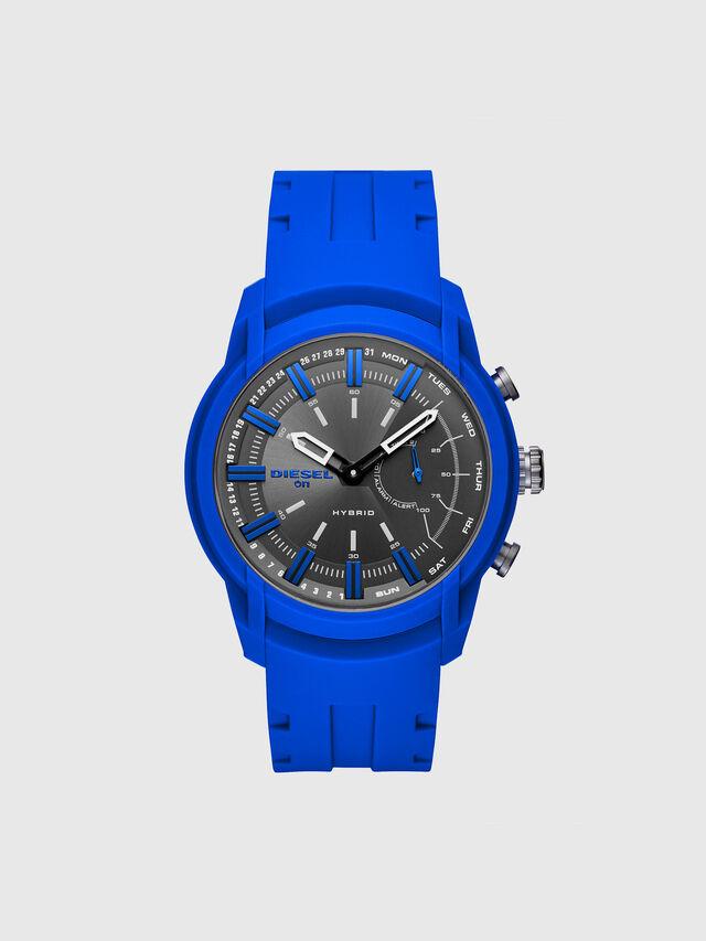 Diesel - DT1017, Bleu Brillant - Smartwatches - Image 2