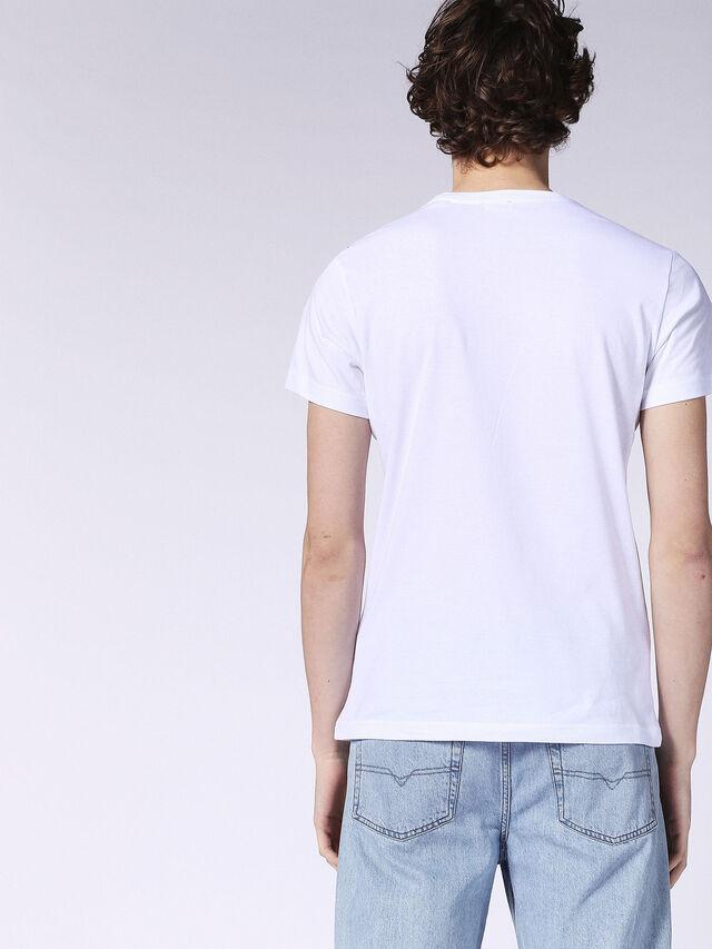 T-LOGYS, Blanc