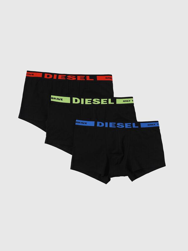 Diesel - UMBX-KORYTHREEPACK, Noir - Boxeurs courts - Image 1