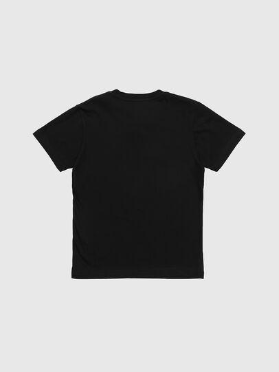 Diesel - TJUSTDIE, Noir - T-shirts et Hauts - Image 2