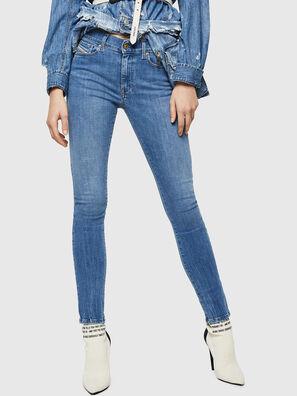D-Roisin 0890H, Bleu Clair - Jeans