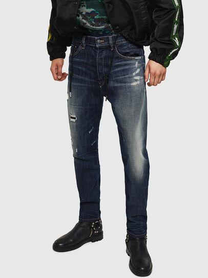 Diesel - D-Eetar 0890W, Bleu Foncé - Jeans - Image 5