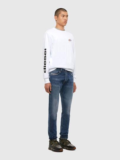 Diesel - Tepphar 009IX, Bleu Foncé - Jeans - Image 6