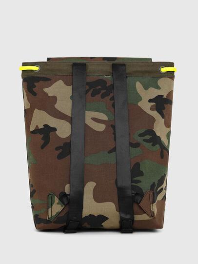 Diesel - VOLPAGO BACK, Vert Camouflage - Sacs à dos - Image 2