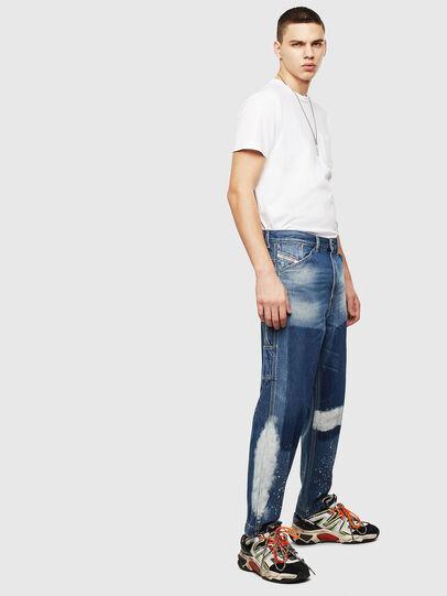 Diesel - D-Franky 009CB, Bleu moyen - Jeans - Image 4