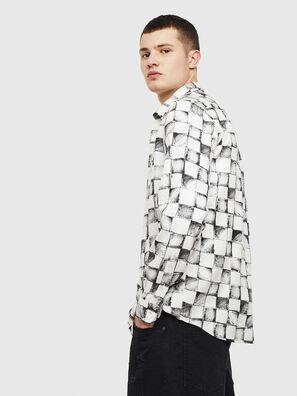S-CLES, Blanc - Chemises