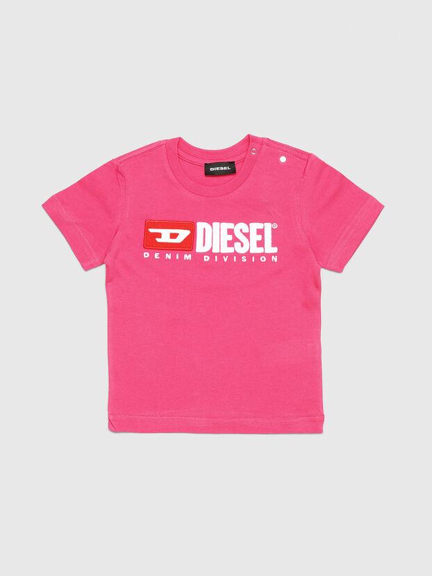 TJUSTDIVISIONB, Rose - T-shirts et Hauts