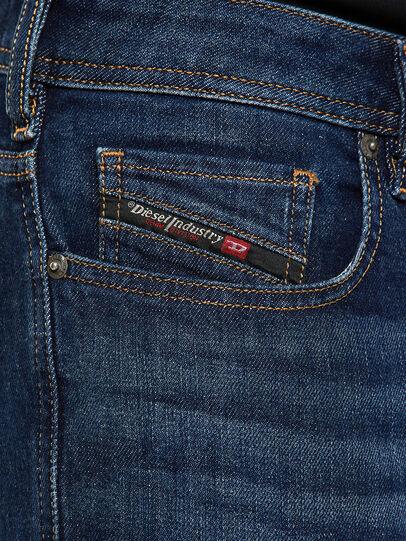 Diesel - Zatiny 009HN, Bleu Foncé - Jeans - Image 3