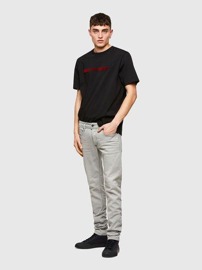 Diesel - Sleenker 009PY, Gris Clair - Jeans - Image 5