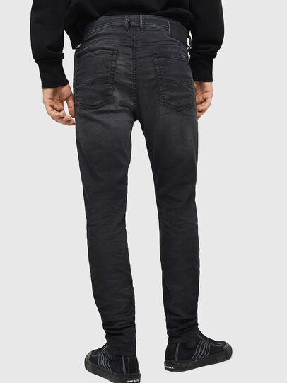 Diesel - Spender JoggJeans 069GN, Noir/Gris foncé - Jeans - Image 2