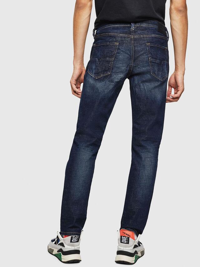 Diesel - Larkee-Beex 087AT, Bleu Foncé - Jeans - Image 2