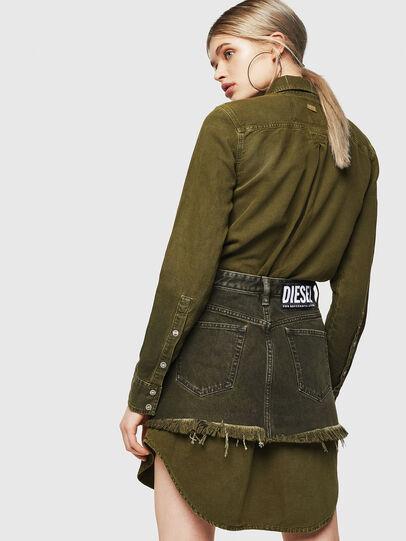 Diesel - DE-DESY-Z, Vert Militaire - Robes - Image 2