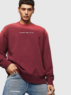S-BAY-SUN, Bordeaux - Pull Cotton