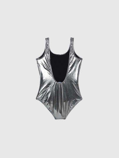 Diesel - MIAM, Gris argenté - Beachwear - Image 2