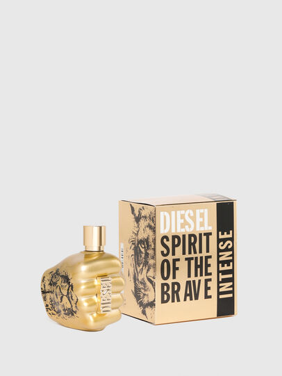 Diesel - SPIRIT OF THE BRAVE INTENSE 75ML, Or - Only The Brave - Image 1