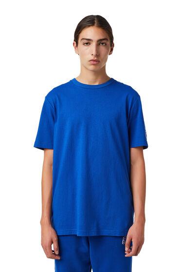 T-shirt avec empiècement ondulé DSL
