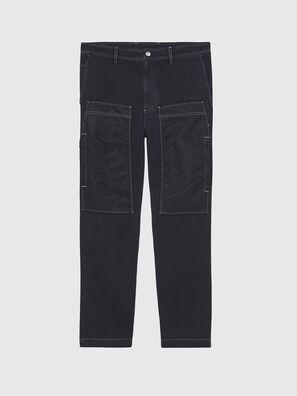 P-TRENT, Noir - Pantalons