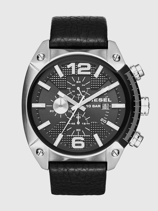 DZ4341 OVERFLOW, Noir