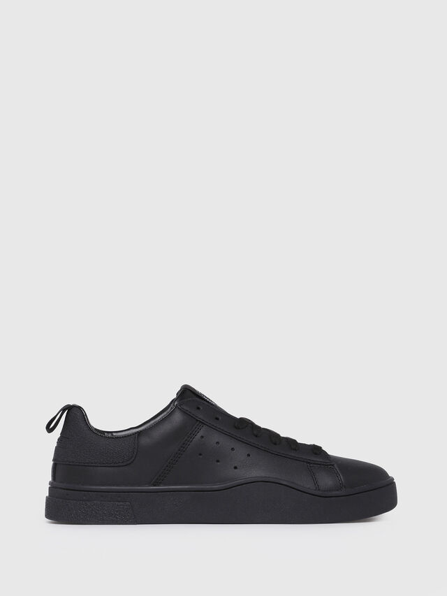 Diesel - S-CLEVER LOW W, Noir - Baskets - Image 1