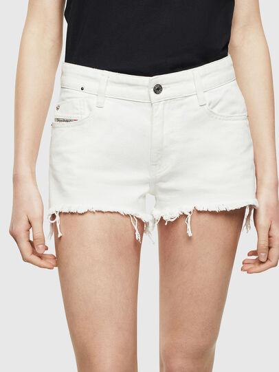 Diesel - DE-RIFTY, Blanc - Shorts - Image 1