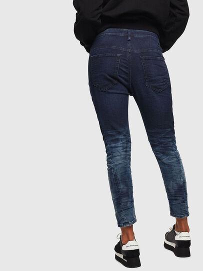 Diesel - Fayza JoggJeans 069KC, Bleu Foncé - Jeans - Image 2