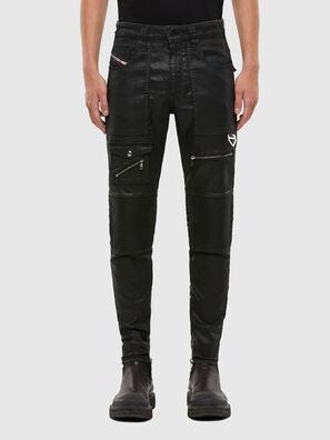 D-Derrot JoggJeans® 069QY, Noir/Gris foncé - Jeans