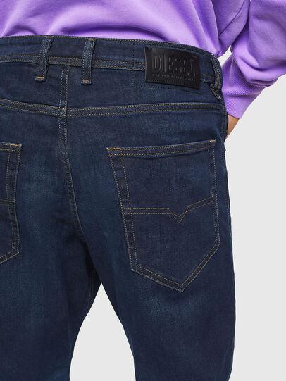 Diesel - Narrot 0097U, Bleu Foncé - Jeans - Image 5
