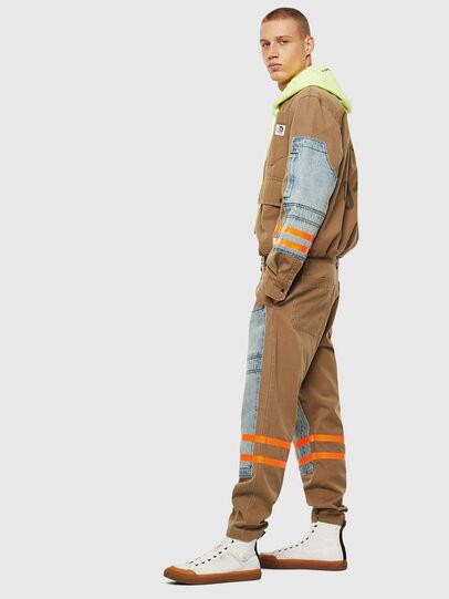 Diesel - P-CARUSO, Marron Clair - Pantalons - Image 4