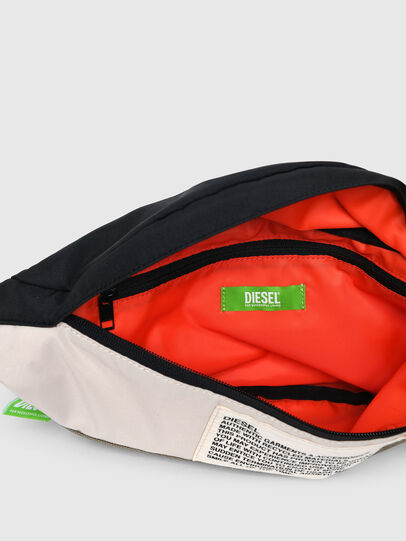 Diesel - LYAM, Blanc/Orange - Sacs ceinture - Image 4