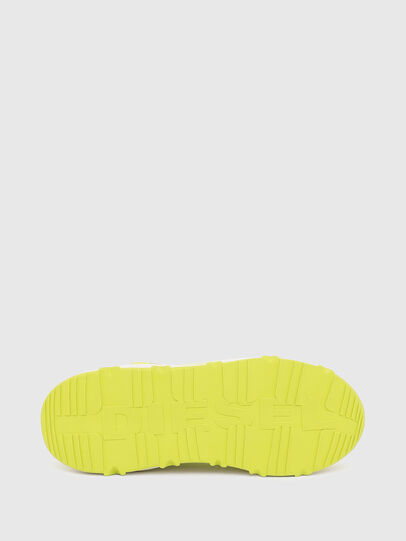 Diesel - S-HERBY BA W, Jaune - Chaussures Plates - Image 8