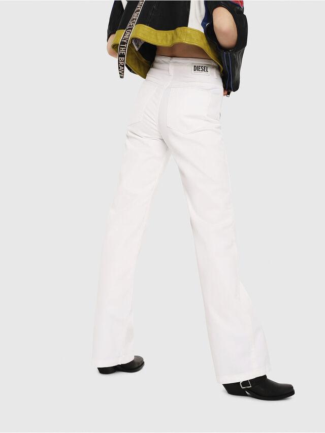 Diesel - D-Pending 069EA, Blanc - Jeans - Image 2