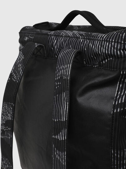 Diesel - VOLPAGO BACK, Noir - Sacs à dos - Image 6