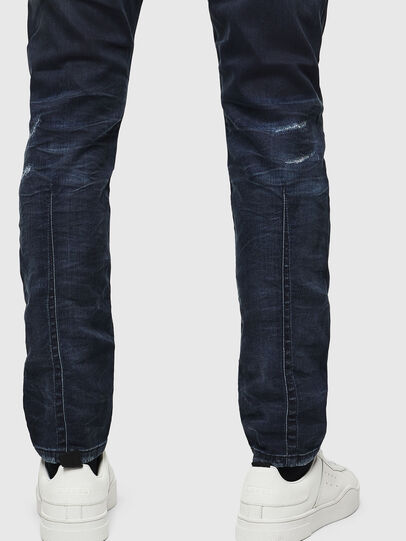 Diesel - Krooley JoggJeans 069KB, Bleu Foncé - Jeans - Image 5