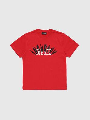 TDIEGOA10, Rouge - T-shirts et Hauts