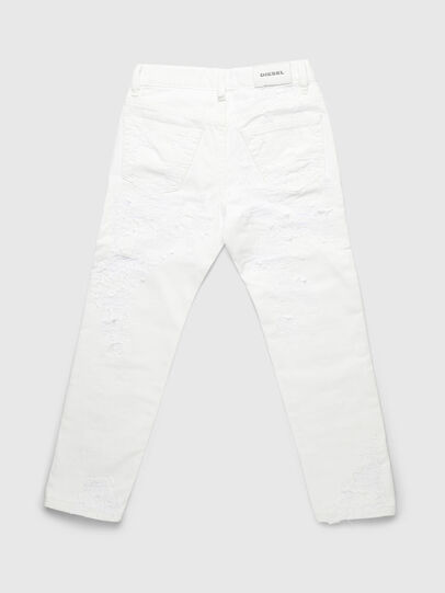 Diesel - MHARKY-J, Blanc - Jeans - Image 2