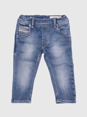 KROOLEY-B-N JOGGJEANS, Bleu Clair - Jeans