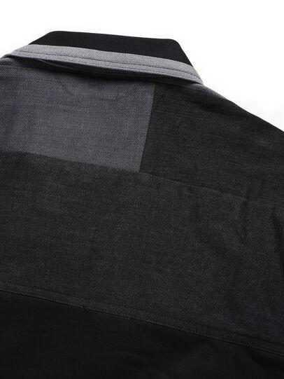 Diesel - D-BNHILL-S, Noir - Pull Cotton - Image 5