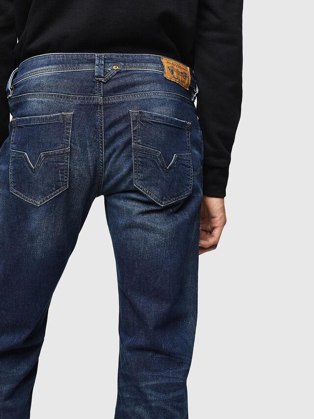 Diesel - Larkee 0853R, Bleu Foncé - Jeans - Image 4