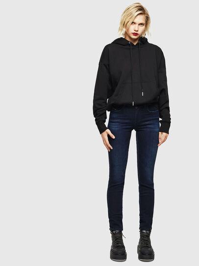Diesel - Sandy 083AG, Bleu Foncé - Jeans - Image 6