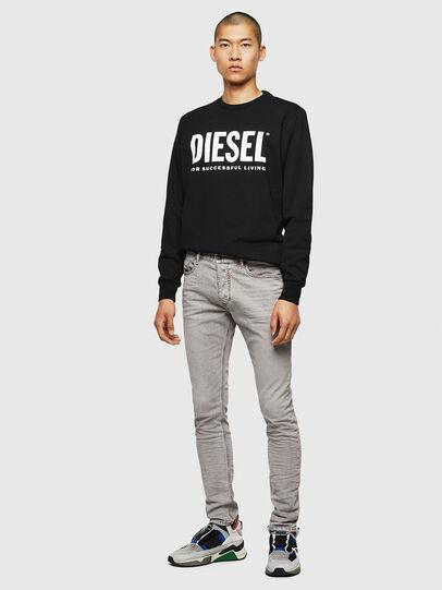 Diesel - Tepphar 069II, Gris Clair - Jeans - Image 5