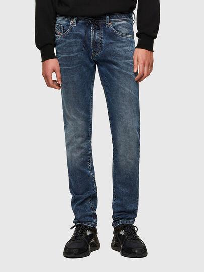 Diesel - Thommer JoggJeans® 069SR, Bleu Foncé - Jeans - Image 1