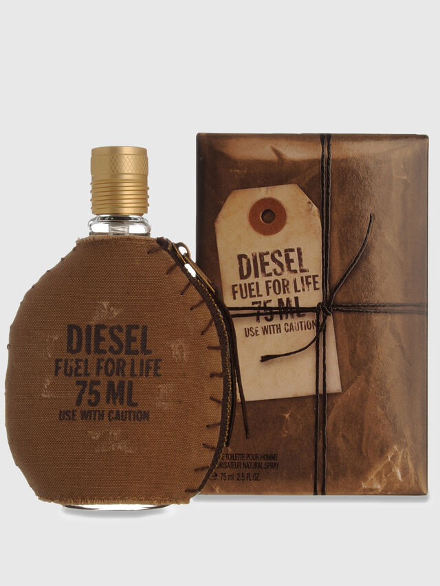 Diesel FUEL FOR LIFE MAN 75ML, Camel - Fuel For Life - Image 3